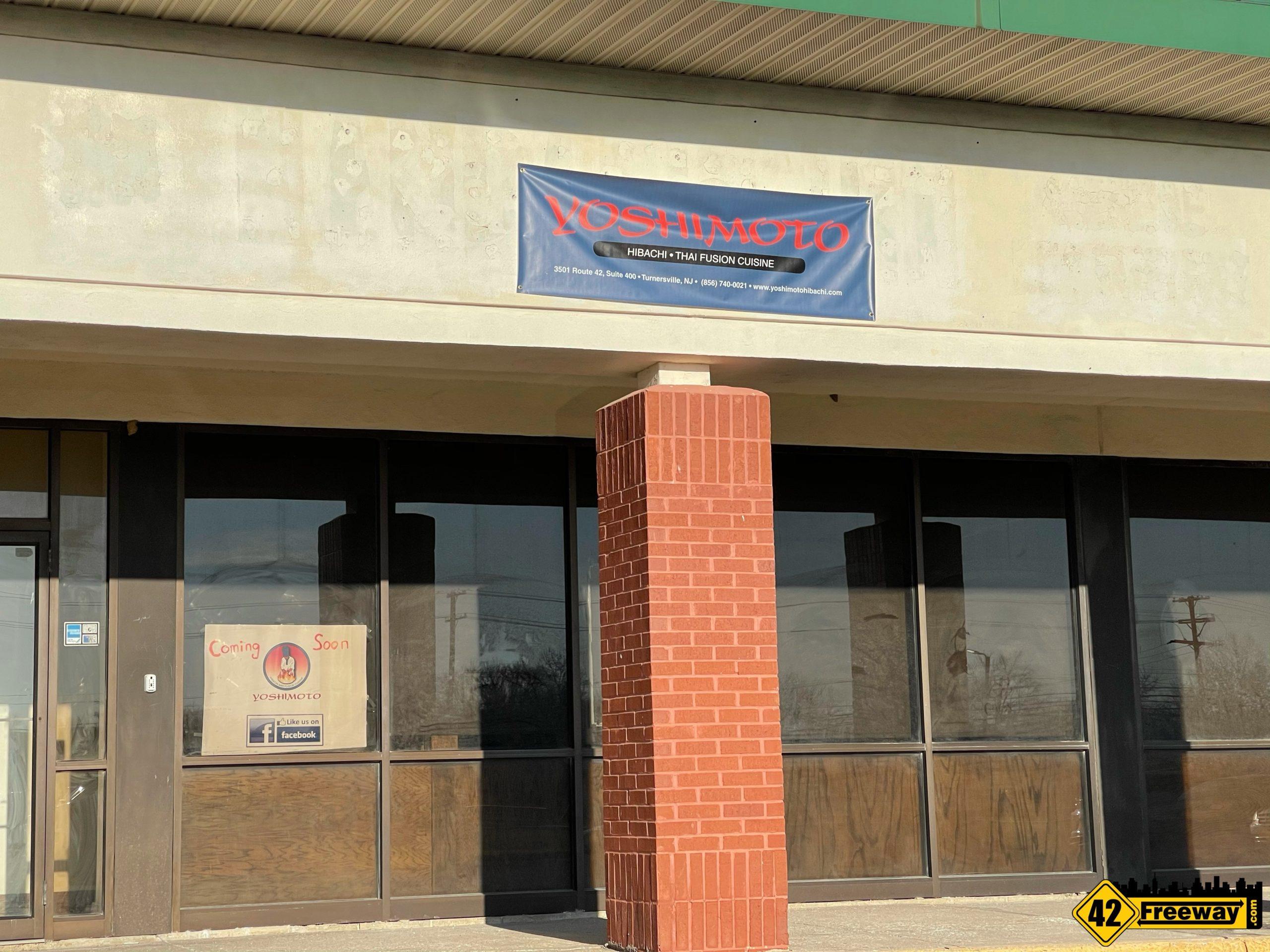 Yoshimoto 2 Coming to Hurffville-Crosskeys Road Washington Township.  Goodwill Shopping Center