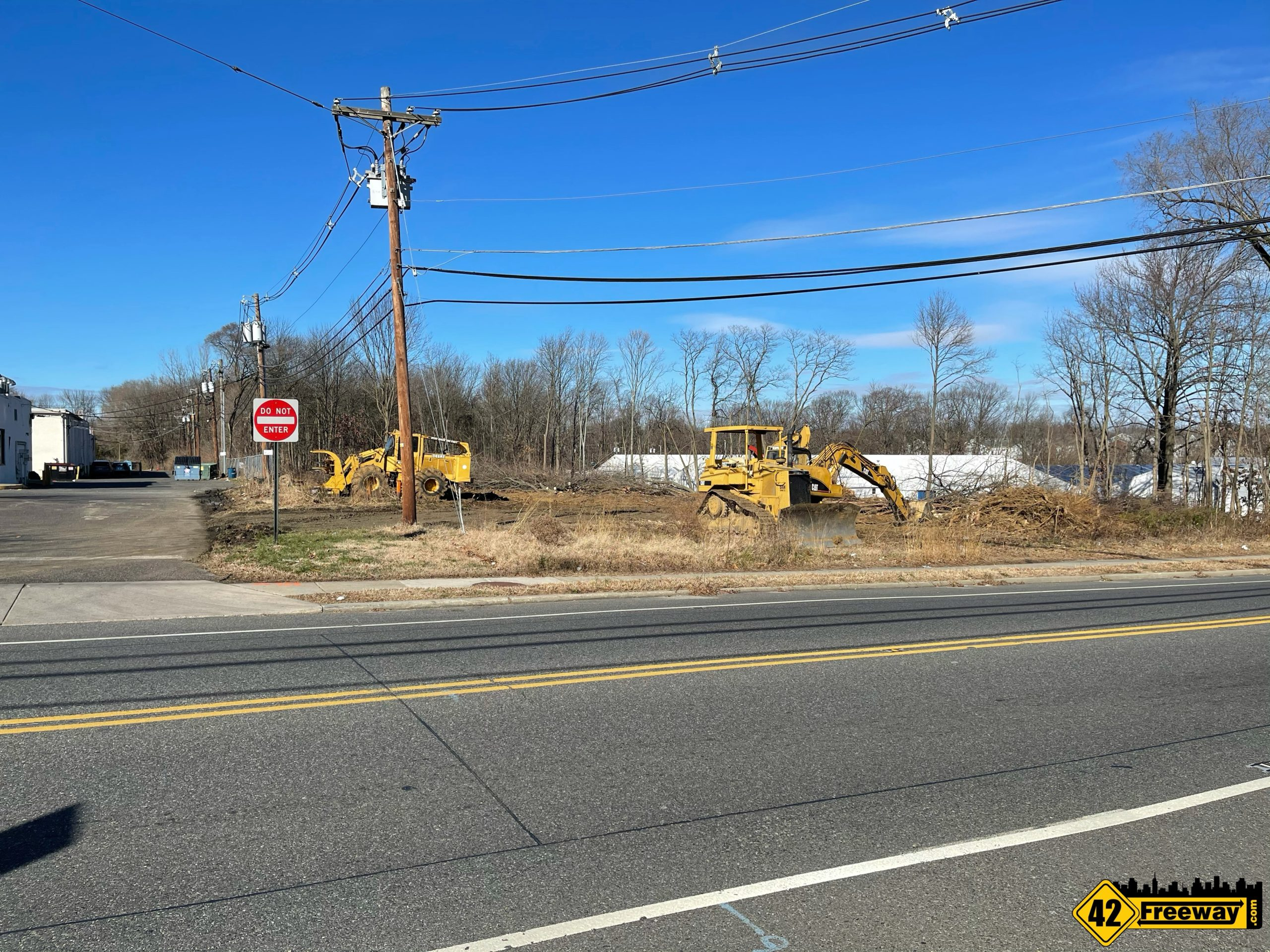 Dollar General Runnemede Lot Clearing Begins Ahead of Construction