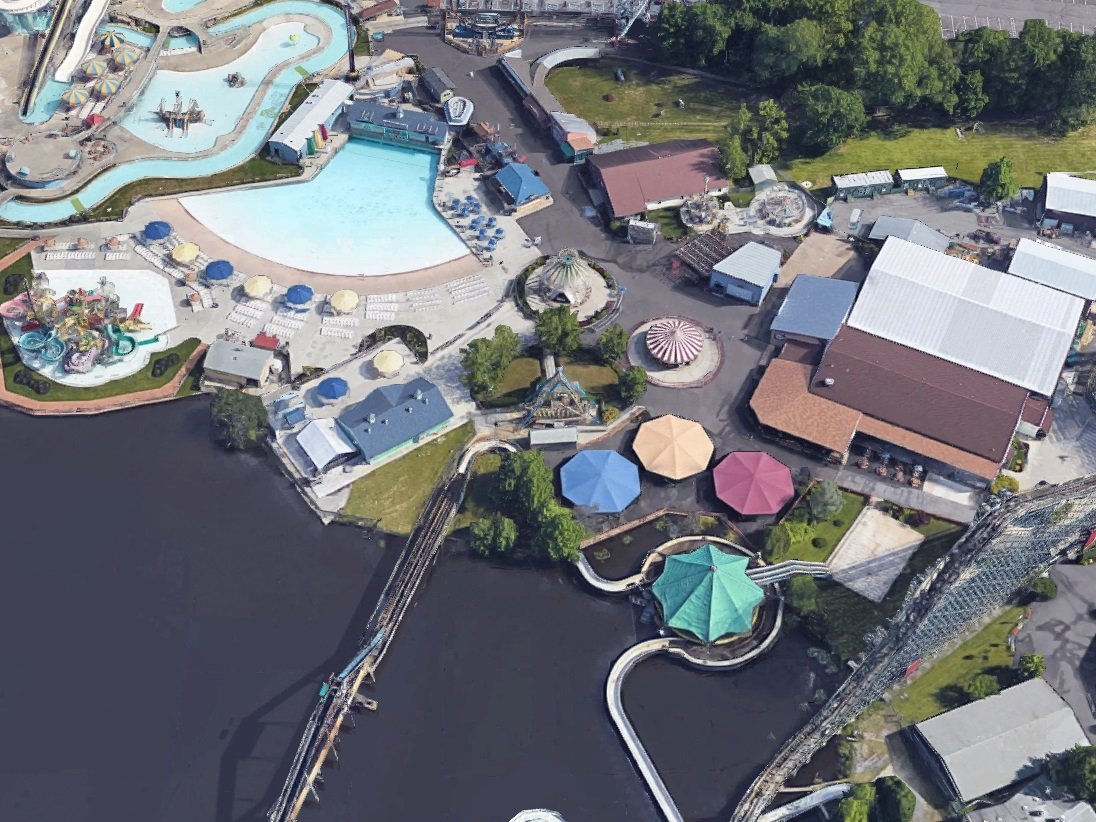 Clementon Park Auction Scheduled for March 23!  Offered in Entirety or Separate Pieces.  Even Liquor License
