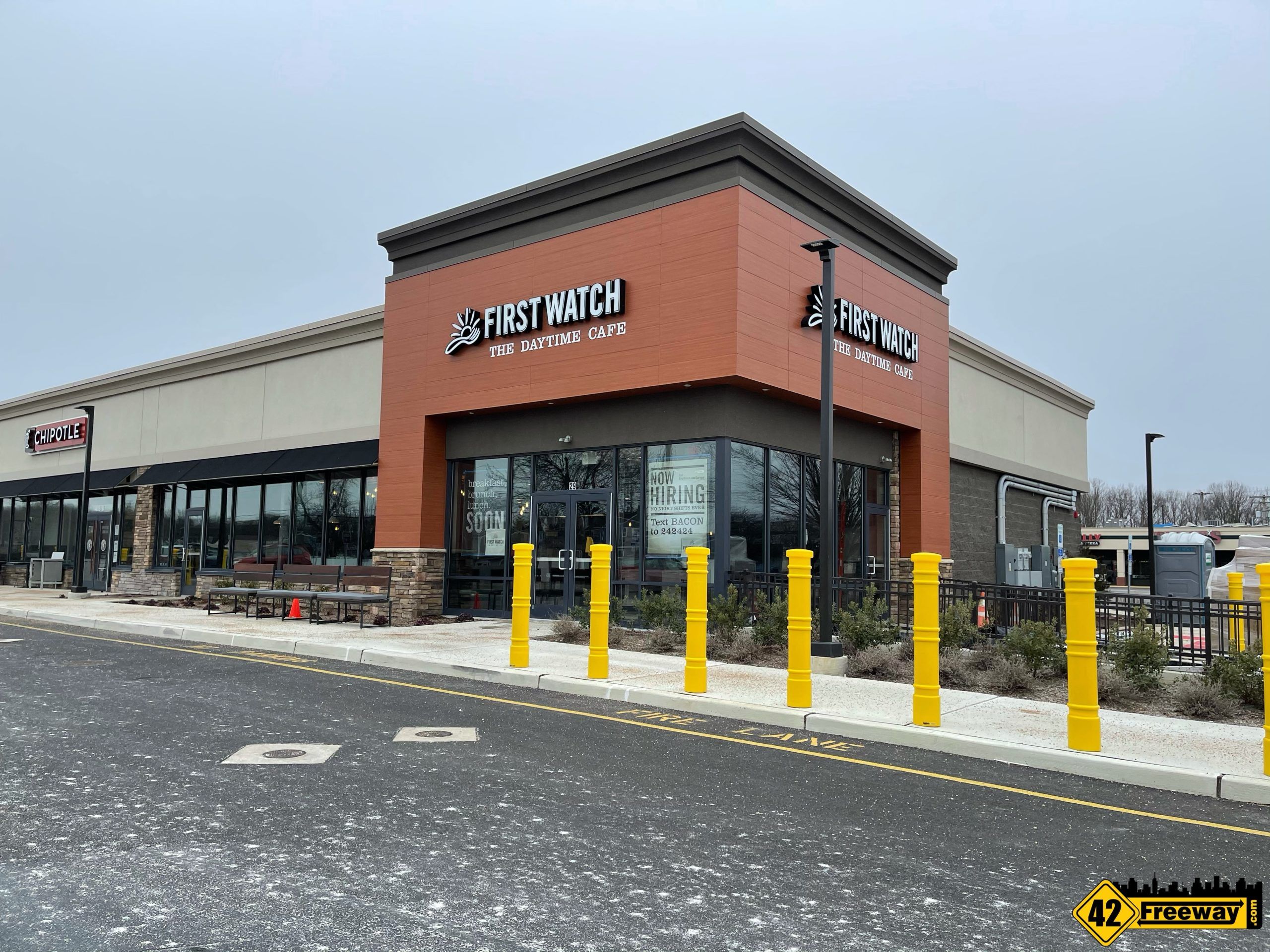 First Watch Daytime Cafe in Washington Township Opens Feb 15th!