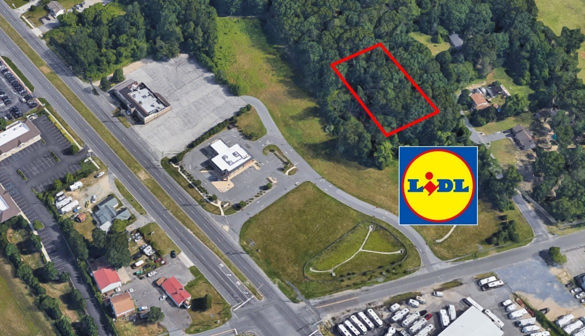LIDL Supermarket Proposed For Williamstown.  Black Horse Pike and Lake Ave (Behind First Bank)