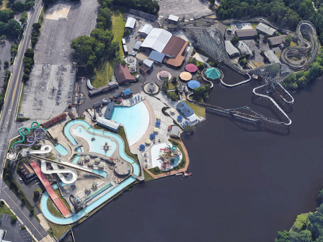 Clementon Park Auction Was Today: Source Says Someone Did Buy The Entire Park!  Future Still Unclear
