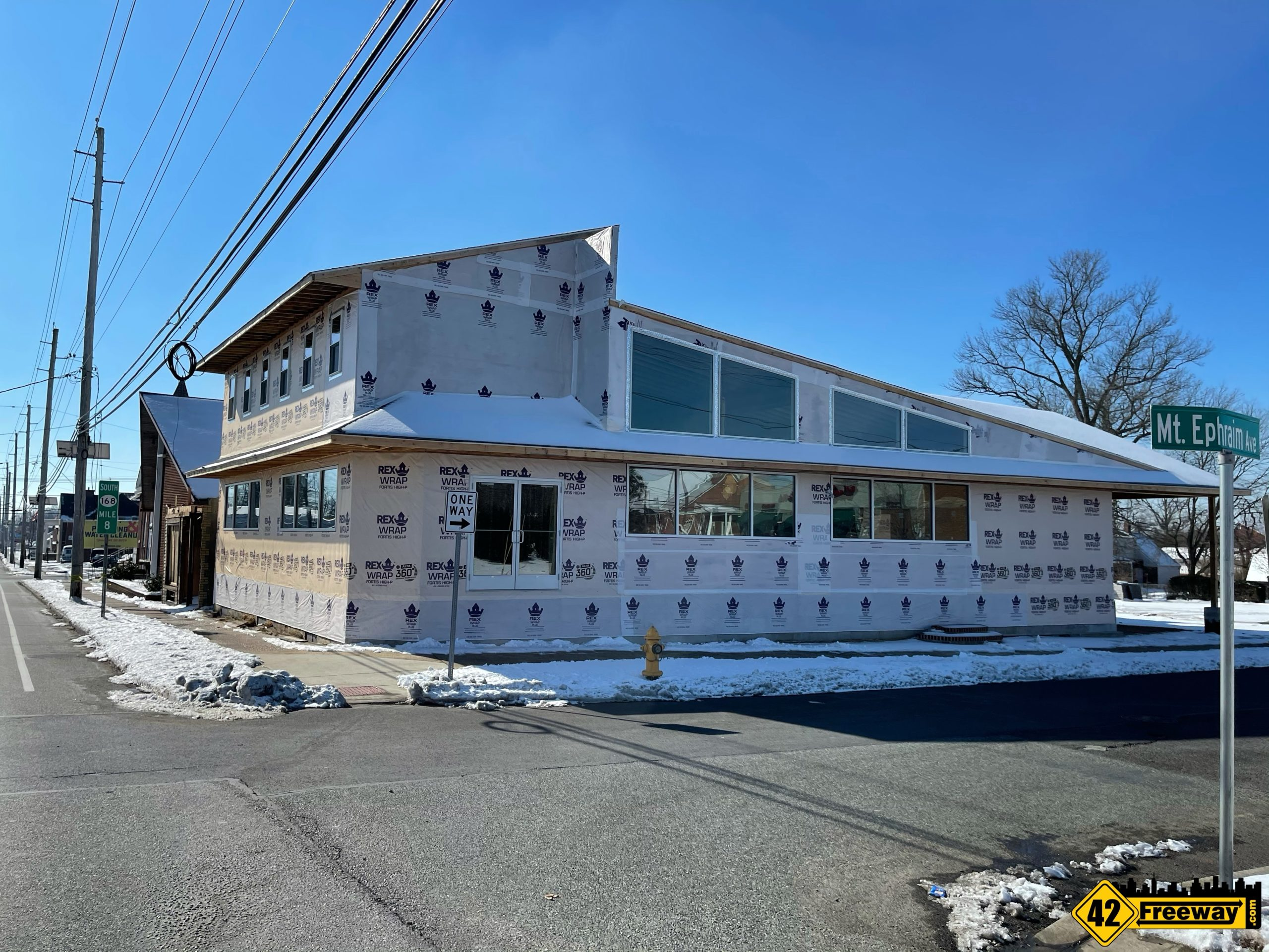 Bobby Ray's Black Horse Tavern Mt Ephraim Targets Mid-Summer Opening.  And a Few Surprises In The Mix!