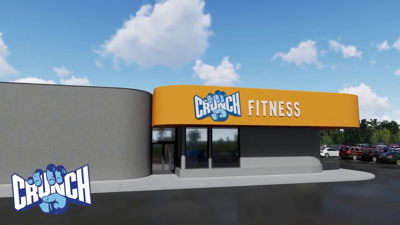Crunch Fitness Deptford Construction Underway!  Pre-Sale Starts March 27.  Virtual Photo Tour!