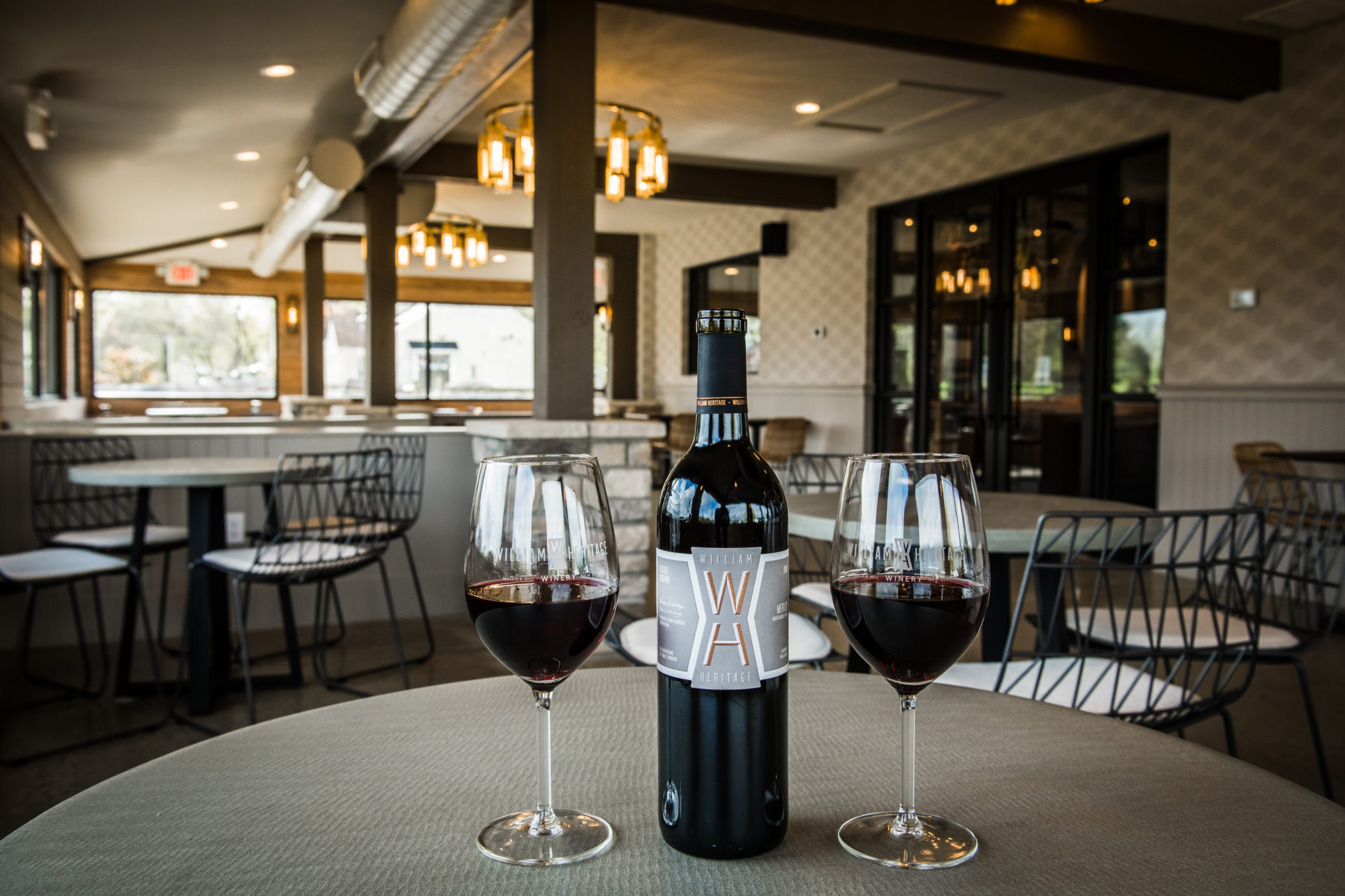 William Heritage Winery Mullica Hill Opens Renovated Indoor Seating Area!