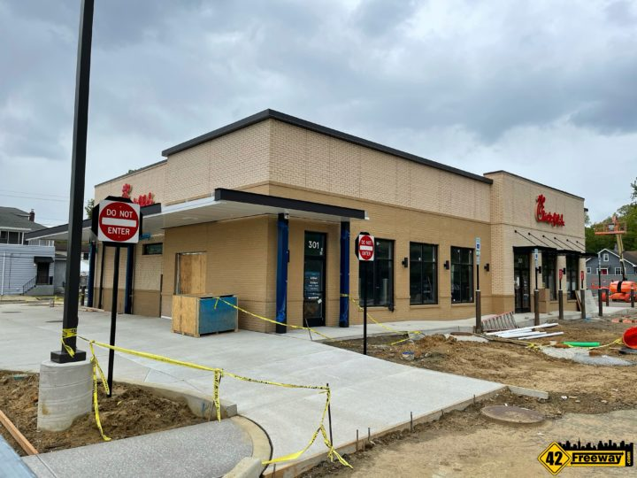 Chick-fil-A Barrington Expects Late June Opening