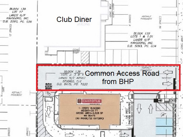 Chipotle Bellmawr Access