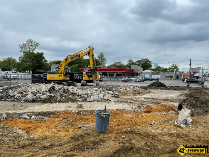 Bellmawr Artist House Building Demoed Ahead of Chipotle Construction (Site plans)