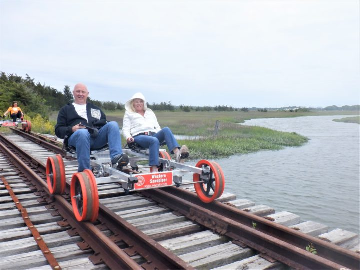 Revolution Rail Cape May!  Photo / Video Tour!