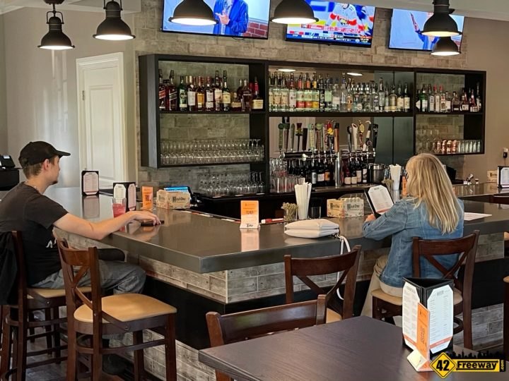 Westwood Bar in West Deptford is Brand New, Offers Golf Course Views, And Open to the Public