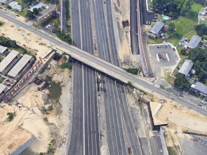 295/42 Direct Connection Update: Browning Road Temp Bridge Construction To Start This Month (June 2021)