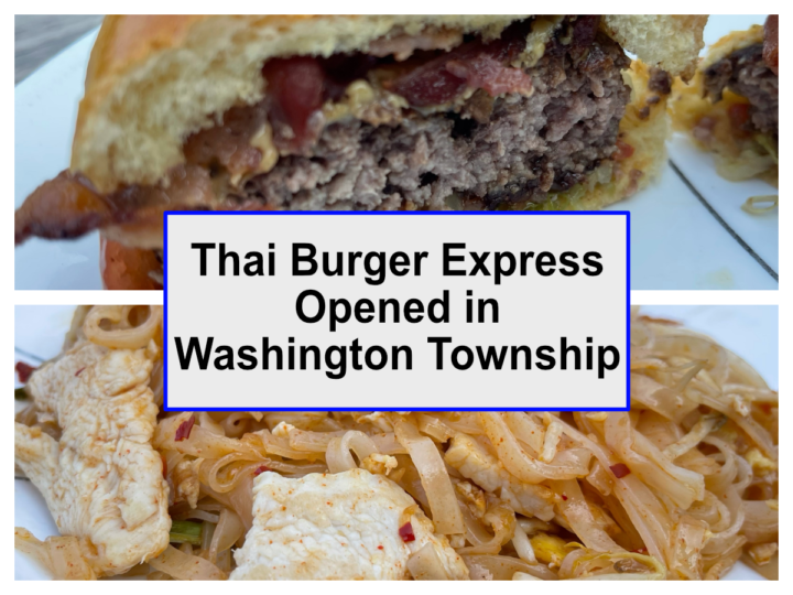 Thai Burger Express in Washington Township is Open!  We Tried It!