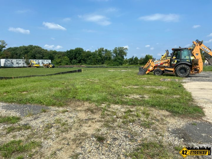 LIDL Grocery Blackwood: Site Prep Work Starts