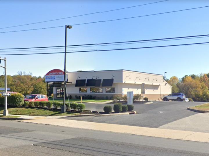 ModWash Carwash proposed for Blackwood Clementon Road at Atlantic Care Property (Gloucester Township)