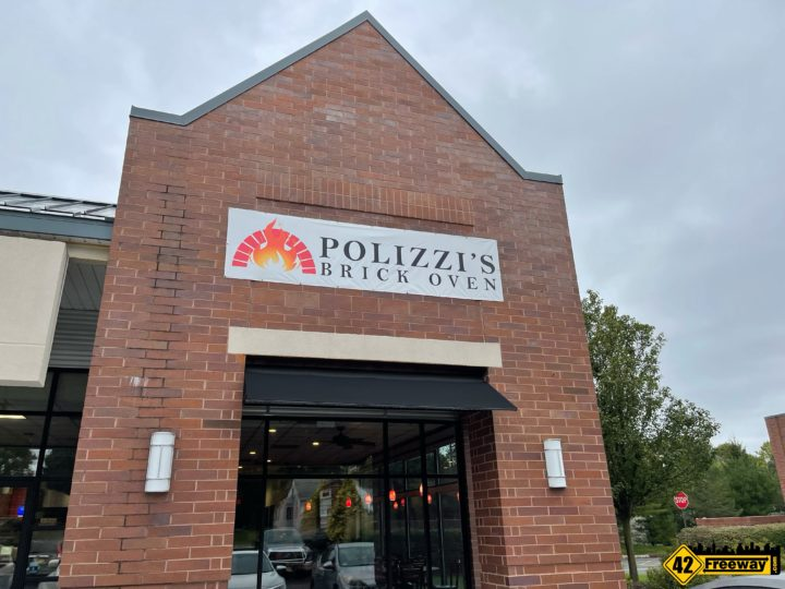Polizzi's Brick Oven Pizza is Open in Washington Township.  We Try Detroit Pizza!