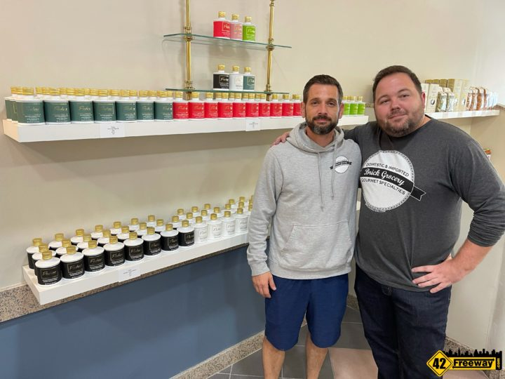 Brick Grocery – Gourmet Specialties Store Opened on Egg Harbor Road Washington Township